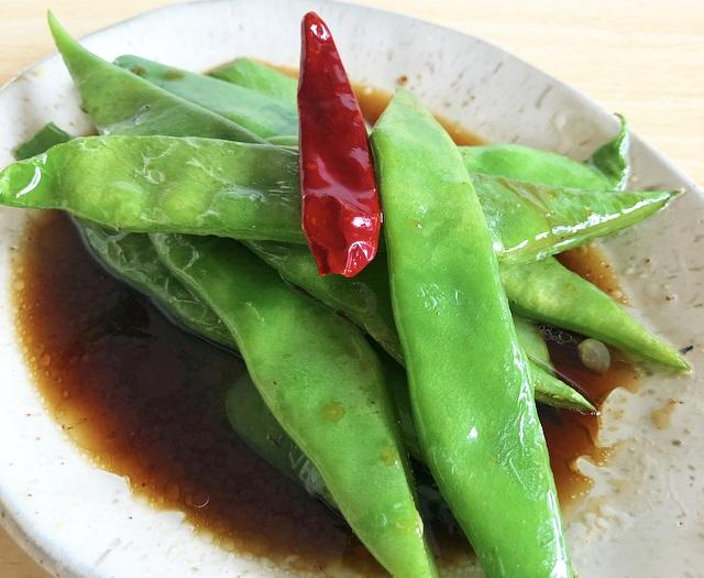 インゲン レシピ モロッコ モロッコいんげんの乾燥豆